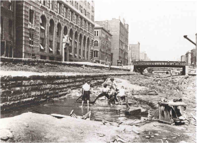 canal unused