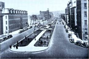 central parkway